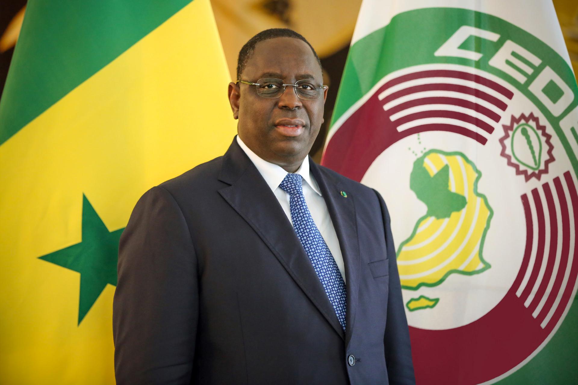 fde7c85e9a063 Biographie de Macky Sall, Président de la République du Sénégal