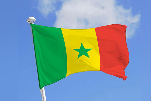 Senegal's Flag and Motto