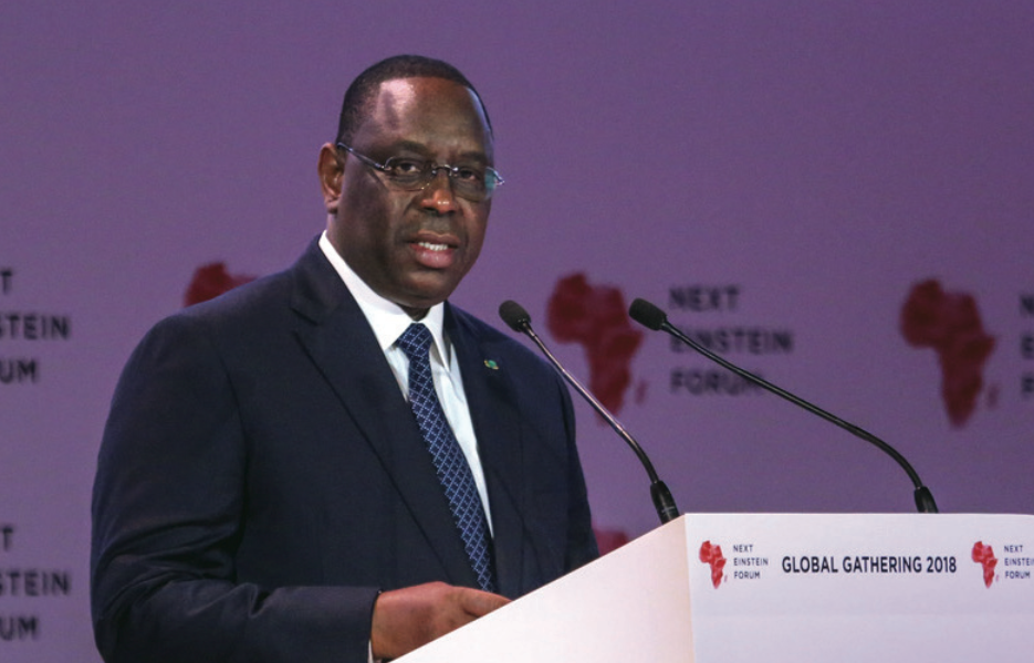 Stability and Poise, two terms that characterize the Presidency of Macky Sall
