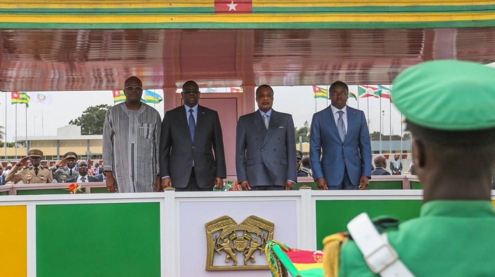 Sommet commun CEEAC / CEDEAO, Sommet de l'UEMOA et Sommet de la CEDEAO à Lomé