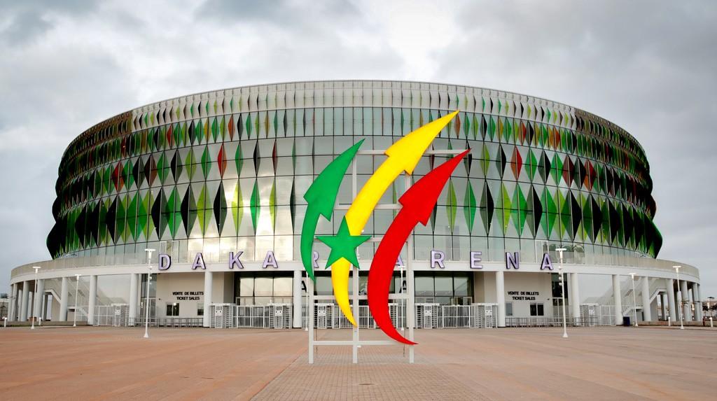 Inauguration Dakar Arena de Diamniadio