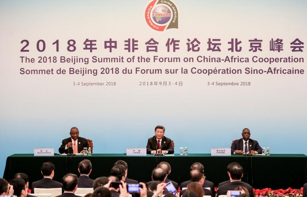 Discours du Président de la République lors du Forum Chine-Afrique à Beijing
