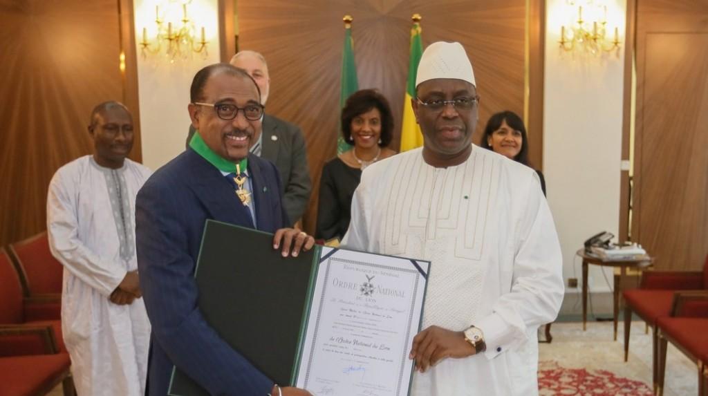 Entretien avec M. Michel Sidibé Directeur éxécutif de l'ONUSIDA et Secrétaire Général adjoint des Nations Unis