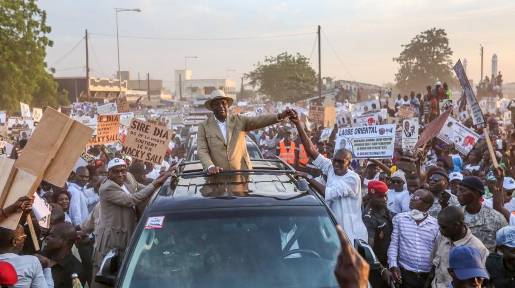 Tournée économique dans le Sénégal oriental
