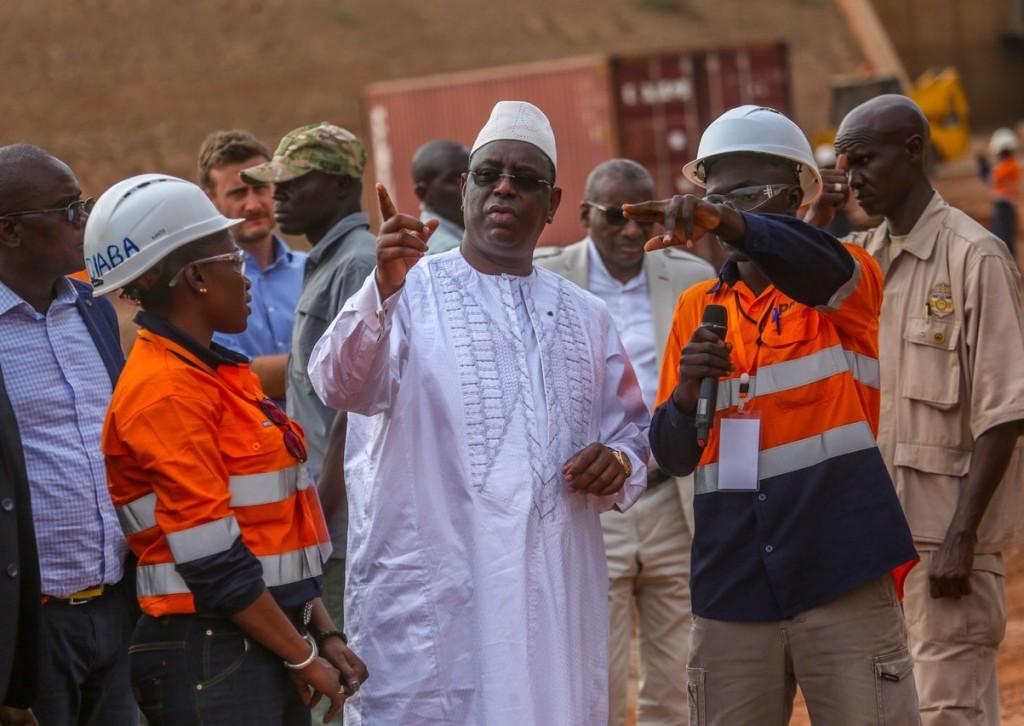 Tournée économique du Président de la République dans le Sénégal oriental