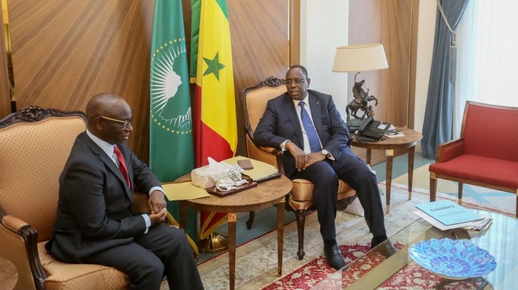 Entretien avec le nouveau vice-gouverneur de la BCEAO